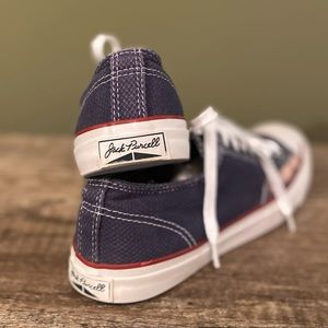 Converse Jack  Purcell lace up sneakers M9 W10.5